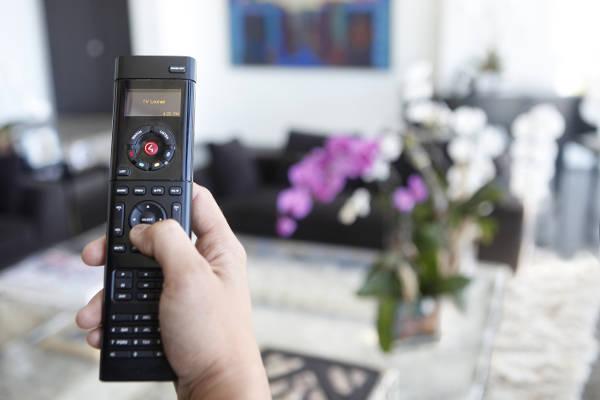 Control4 Lifestyle Remote