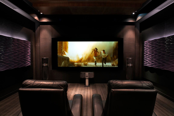 Home Theatre is a breeze with The Audio Consultant's help!