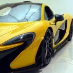 The McLaren P1 Super Track Car