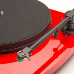 MF Round Table Record Player